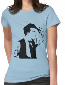 buster .  Womens Fitted T-Shirt