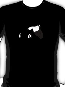 Black and White Pokemon #1 T-Shirt
