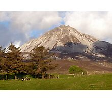 Mount Errigal Photographic Print