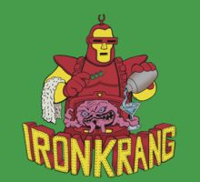 IRON KRANG  by David Jablow