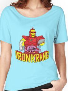 IRON KRANG  Women's Relaxed Fit T-Shirt