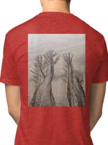 Tidal Trees Tri-blend T-Shirt