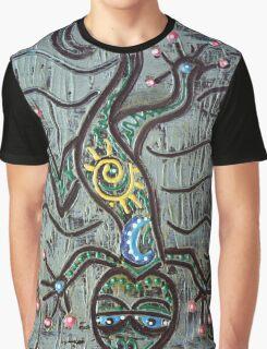 Gecko Graphic T-Shirt