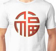 Chinese Fu Symbol Unisex T-Shirt