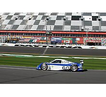 AJ Allmendinger driving No. 60 Ford Riley  Photographic Print