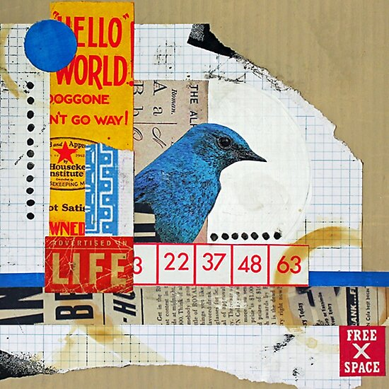 Hello World by Glenyss Ryan