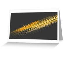 A Spray of Light Greeting Card