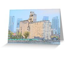 Canada Malting Co Toronto, ON Greeting Card