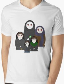 Matryoshka Voldemort Mens V-Neck T-Shirt