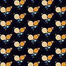 Solar System Heart pattern by jezkemp