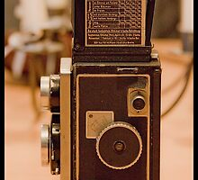 Zeiss Ikon Ikoflex by terezadelpilar~ art & architecture