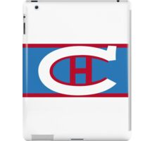 Habs 1924 Retro iPad Case/Skin