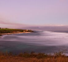 Ho'Okipa in Pre-dawn Light by Charles Tribbey