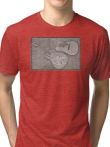 My Guitars Tri-blend T-Shirt