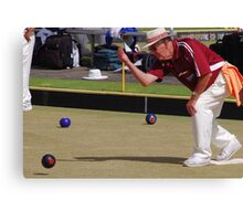 M.B.A. Bowler no. a386 Canvas Print