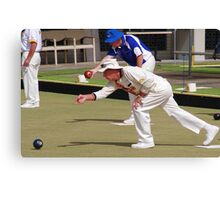 M.B.A. Bowler no. a391 Canvas Print