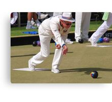 M.B.A. Bowler no. a409 Canvas Print