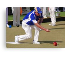 M.B.A. Bowler no. a414 Canvas Print
