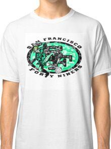 49ERS WHITE Classic T-Shirt