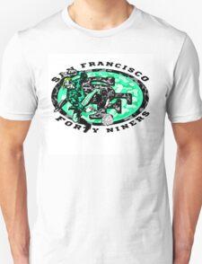 49ERS WHITE Unisex T-Shirt