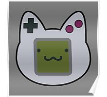 GameBoy Kitty Poster