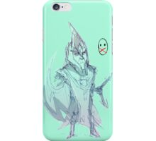 Silencer Dota 2 iPhone Case/Skin
