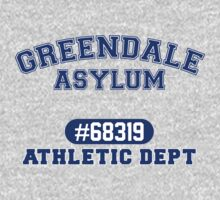 Greendale Asylum by rexraygun