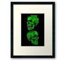 Reskull Framed Print