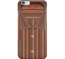 Men's Fashion Retro Stripe Shirt iPod / iPhone 4 Case iPhone Case/Skin