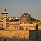 Overview Jerusalem by Nira Dabush