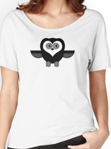 OWL 1 Women's Relaxed Fit T-Shirt