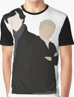 John and Sherlock Graphic T-Shirt