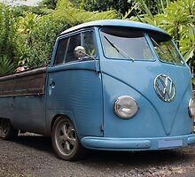 Kombi VW Ute by Sandy1949