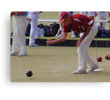 M.B.A. Bowler no. b015 Canvas Print