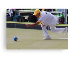 M.B.A. Bowler no. b035 Canvas Print