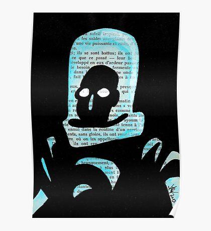 Mr Freeze Poster