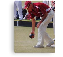 M.B.A. Bowler no. b047 Canvas Print