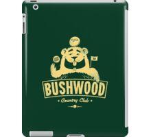 Bushwood (Light) iPad Case/Skin