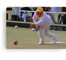 M.B.A. Bowler no. b079 Canvas Print