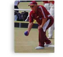M.B.A. Bowler no. b093 Canvas Print