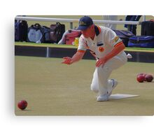 M.B.A. Bowler no. b103 Canvas Print