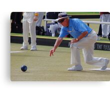 M.B.A. Bowler no. b111 Canvas Print