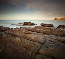 Fishermans Beach Collaroy NSW With Lee Big Stopper by MiImages