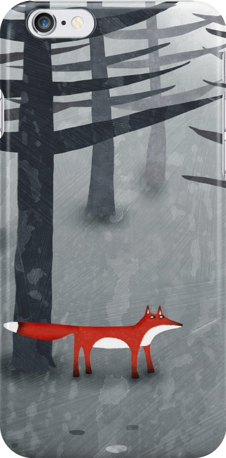 The Fox and the Forest by Nic Squirrell