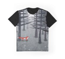 The Fox and the Forest Graphic T-Shirt