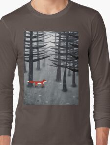 The Fox and the Forest Long Sleeve T-Shirt