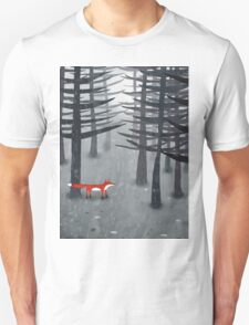 The Fox and the Forest Unisex T-Shirt