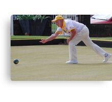 M.B.A. Bowler no. b142 Canvas Print