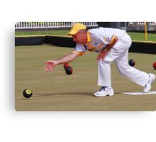 M.B.A. Bowler no. b147 Canvas Print