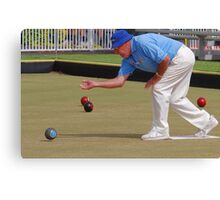 M.B.A. Bowler no. b180 Canvas Print